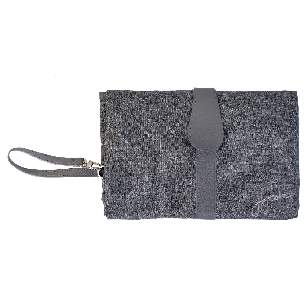 Image of JJ Cole Changing Clutch, Gray Heather