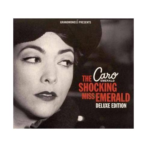 Caro Emerald - Shocking Miss Emerald (CD) - image 1 of 1