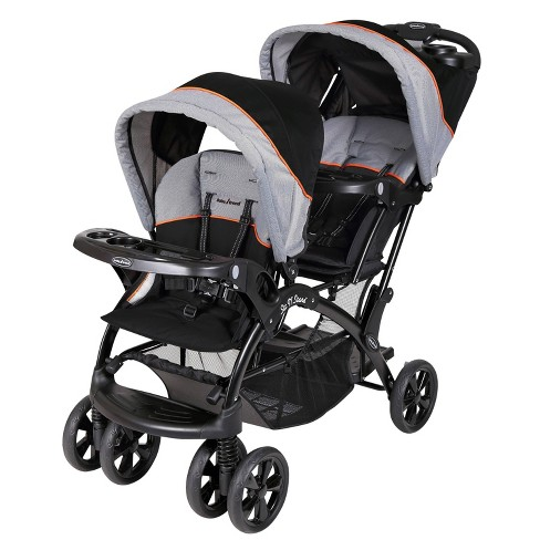 Baby Trend Sit N' Stand Double Stroller - image 1 of 4