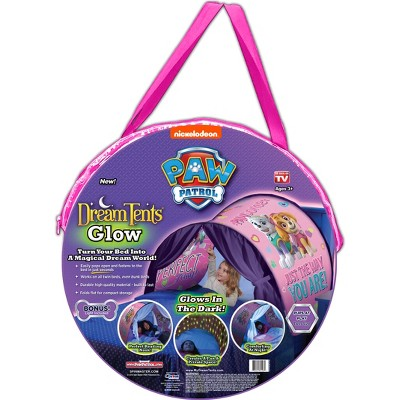 As Seen on TV Paw Patrol Dream Tent Pink