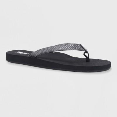 c2184140da7b Womens Evana Flip Flop Sandals – Mossimo™ Gray 6 – Target Inventory ...