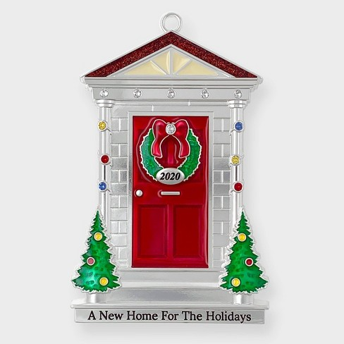 New Home Christmas Ornament 2020 Harvey Lewis A New Home For The Holidays Ornament With Crystals