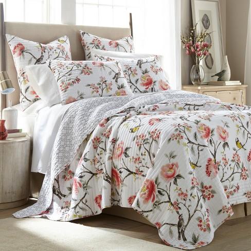 Birch Quilt And Pillow Sham Set Levtex Home Target