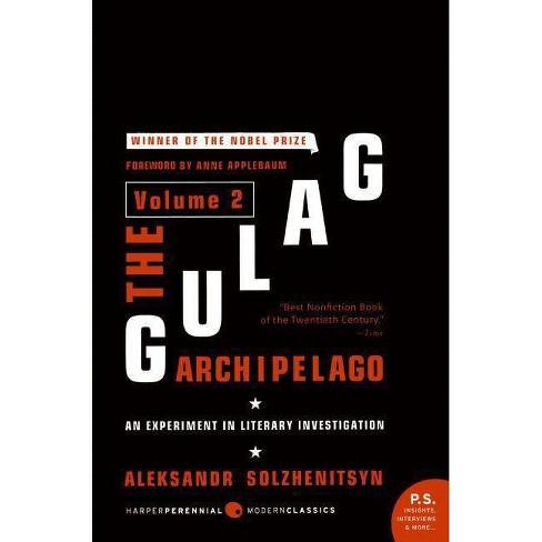 The Gulag Archipelago Volume 2 - (P.S.)by  Aleksandr I Solzhenitsyn (Paperback) - image 1 of 1