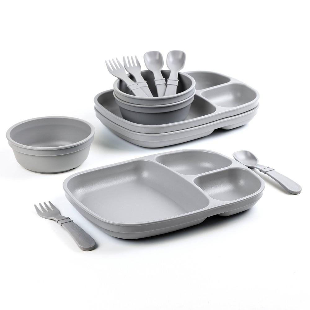 Image of Re-Play Dinnerware Set - Gray