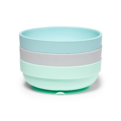 Silicone Suction Bowls - Cloud Island™ - 3pk