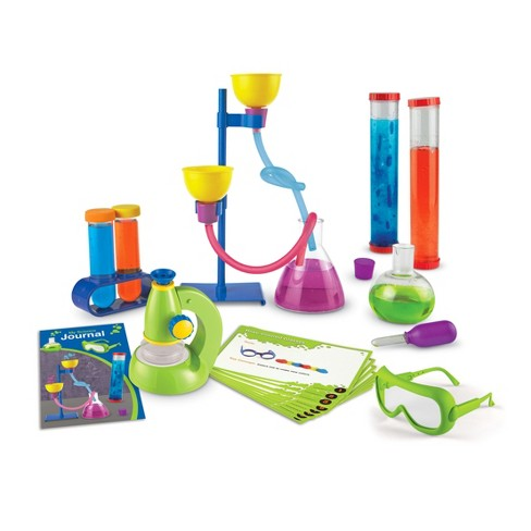 Learning Resources Primary Science Deluxe Lab Set - image 1 of 4