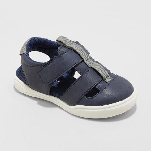 Toddler Boys' London Fisherman Sandals - Cat & Jack™ Navy - image 1 of 3