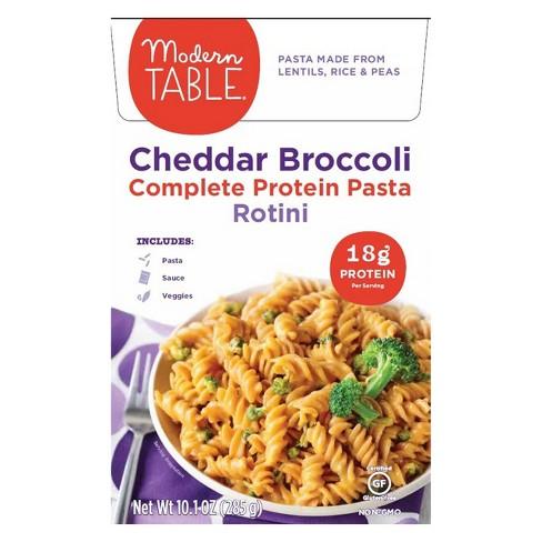 Modern Table® Cheddar Broccoli Lentil Pasta Meal Kit - 10.01oz - image 1 of 1