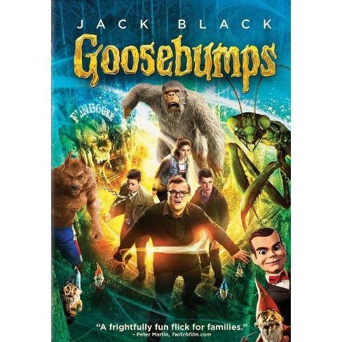 Goosebumps (DVD) - image 1 of 1