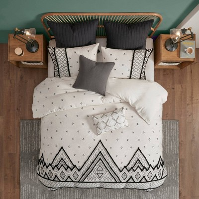 3pc Marta Cotton Duvet Cover Set