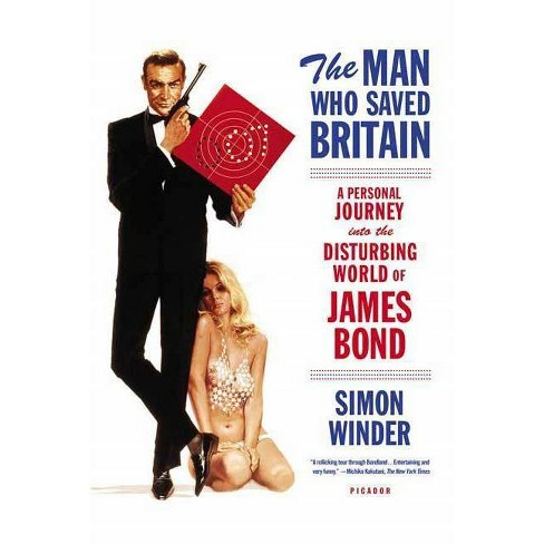 The Man Who Saved Britain - by  Simon Winder (Paperback) - image 1 of 1