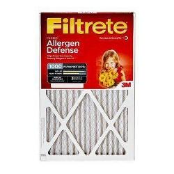 Filtrete Micro Allergen 12x36x1, Air Filter