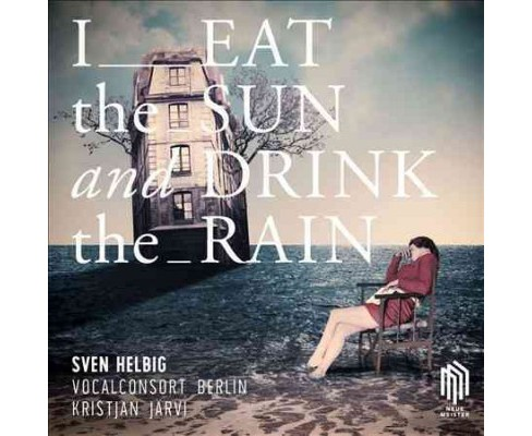 Vocalconsort Berlin - Helbig:I Eat The Sun And Drink The Ra (Vinyl) - image 1 of 1