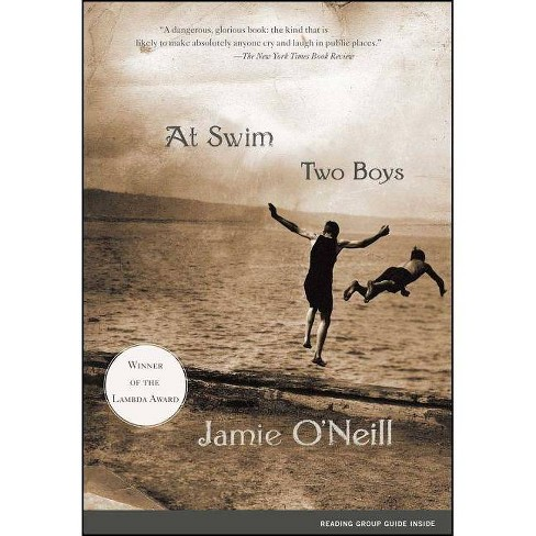 At Swim, Two Boys - by  Jamie O'Neill (Paperback) - image 1 of 1