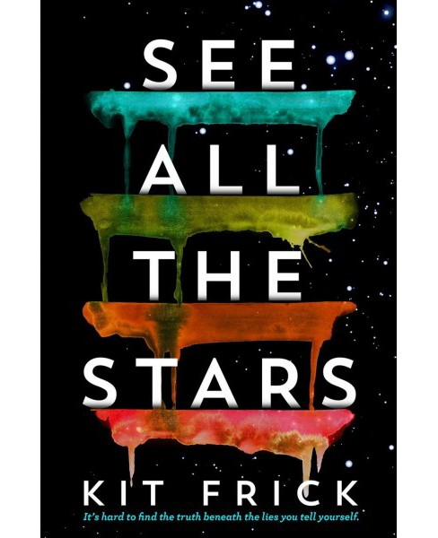 See All the Stars -  by Kit Frick (Hardcover) - image 1 of 1