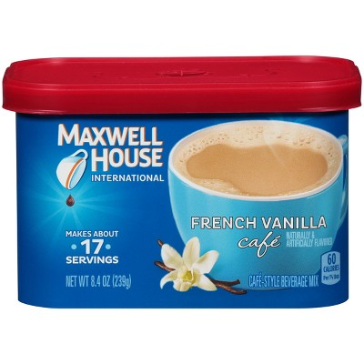 Coffee: Maxwell House Instant Coffee