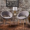 Set of 2 Keegan Dining Chair - Christopher Knight Home - image 2 of 4