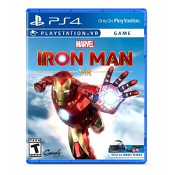 Marvel's Iron Man VR - PlayStation VR