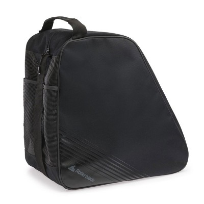 Rollerblade Portable Storage Versatile Skate Bag with Multiple Pockets and Dual Carrying Straps for Both Inline and Figure Stakes