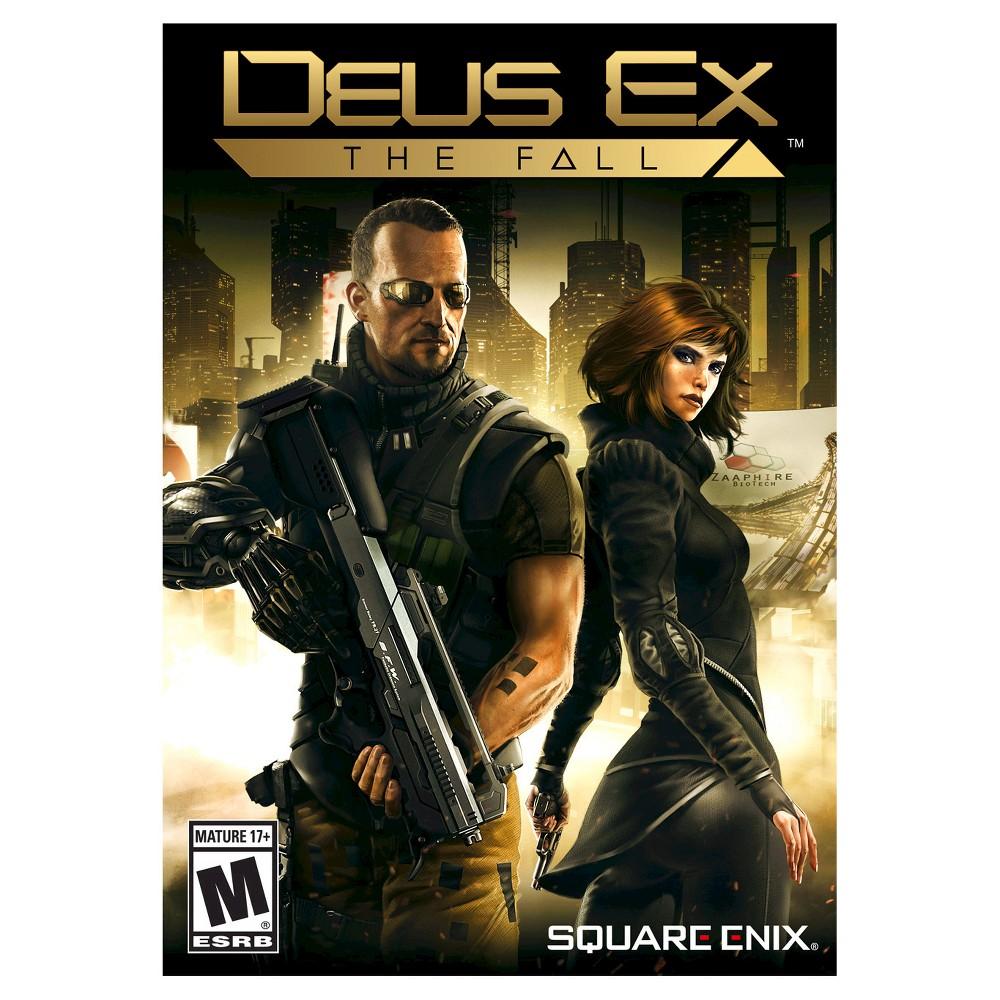 Deus Ex: The Fall - PC Game (Digital)