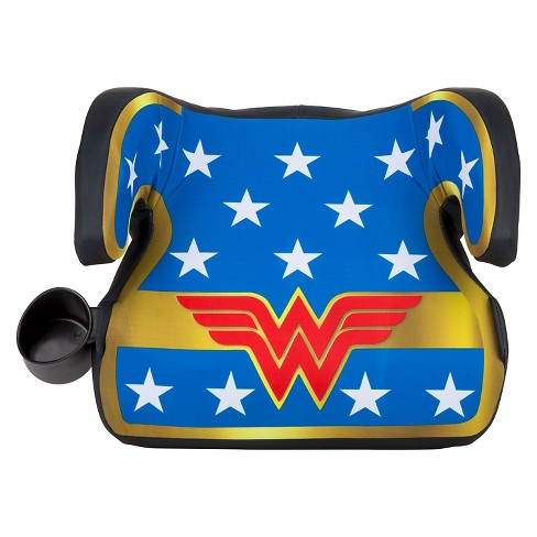 KidsEmbrace DC Comics Wonder Woman Backless Booster Car Seat - image 1 of 2