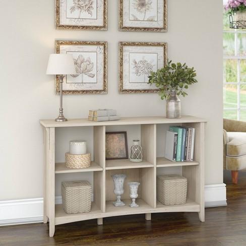 Salinas 6 Cube Organizer - Bush Furniture - image 1 of 4