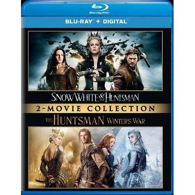 Snow White and the Huntsman / The Huntsman: Winter's War (Blu-ray)(2017)