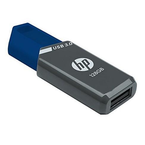 HP 128GB X900W USB 3.0 Flash Drive - 128 GB - USB 3.0 - 1 Year Warranty - image 1 of 1