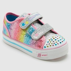 Toddler Girls' S Sport By Skechers Skyla Light-Up Sneakers - Pink