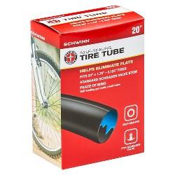 """Schwinn 20"""" Self-Sealing Bike Tire Tube"""