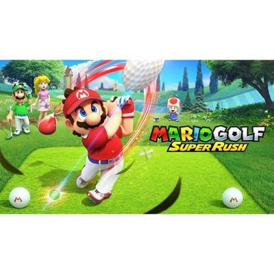 Mario Golf: Super Rush - Nintendo Switch (Digital)