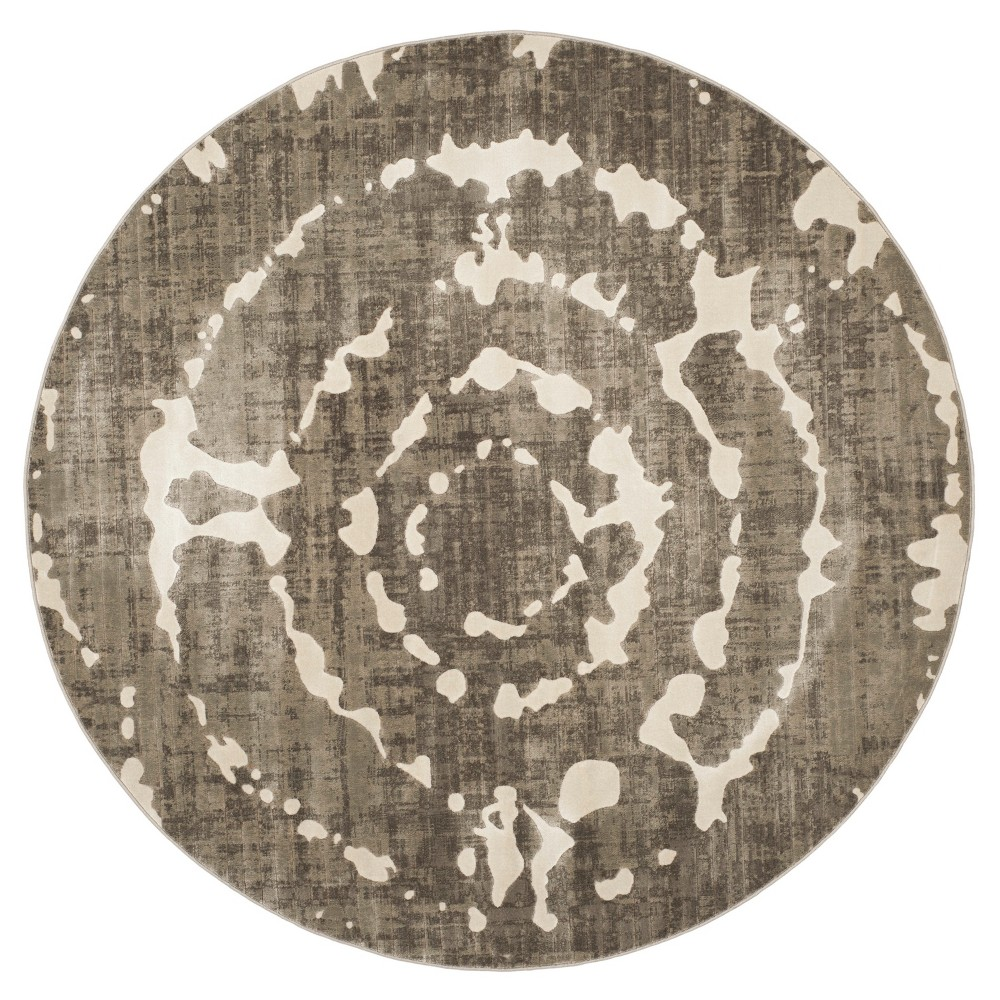 Wheaton Area Rug - Gray / Ivory ( 6' 7