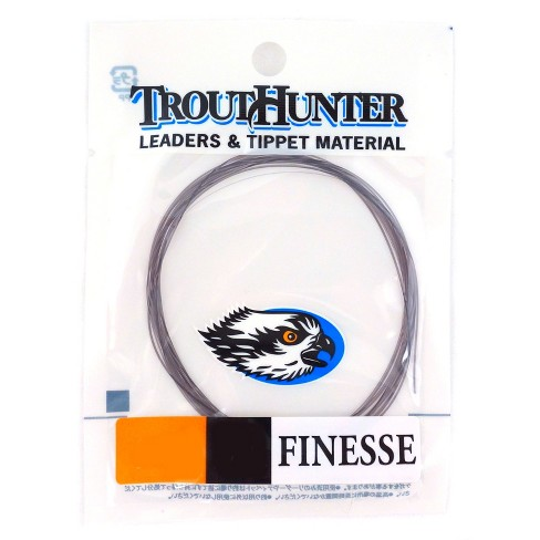 TroutHunter Finesse Leaders - 12' - 3 Pack - image 1 of 1