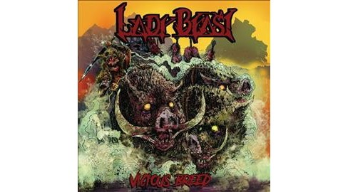 Lady Beast - Vicious Breed (Vinyl) - image 1 of 1