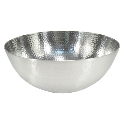 Hammered Aluminum Serving Bowl - Threshold™