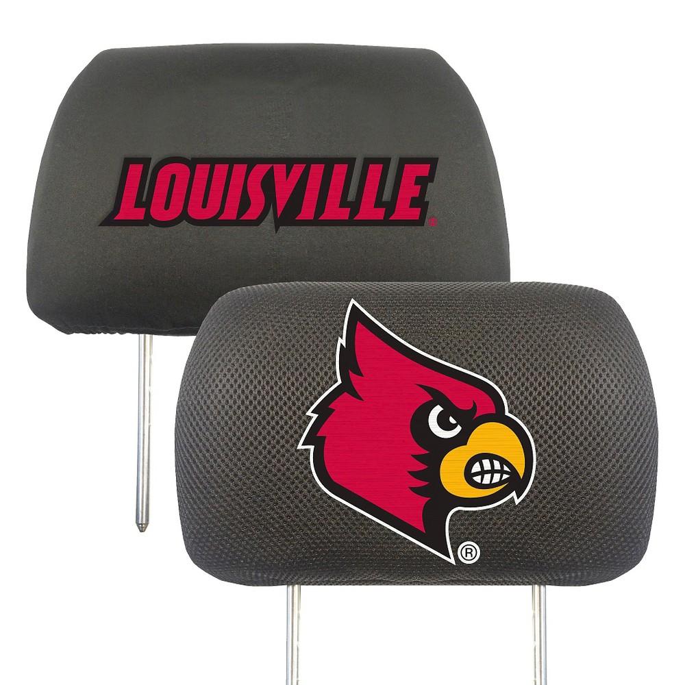 University of Louisville Head Rest Cover, University Of Louiville