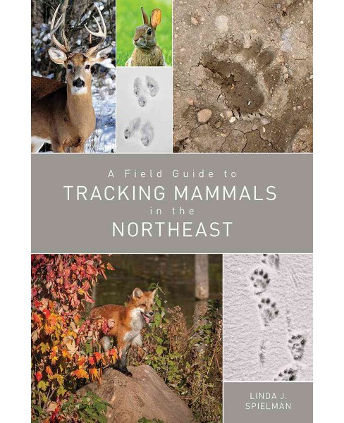 Field Guide to Tracking Mammals in the Northeast (Paperback) (Linda J. Spielman) - image 1 of 1