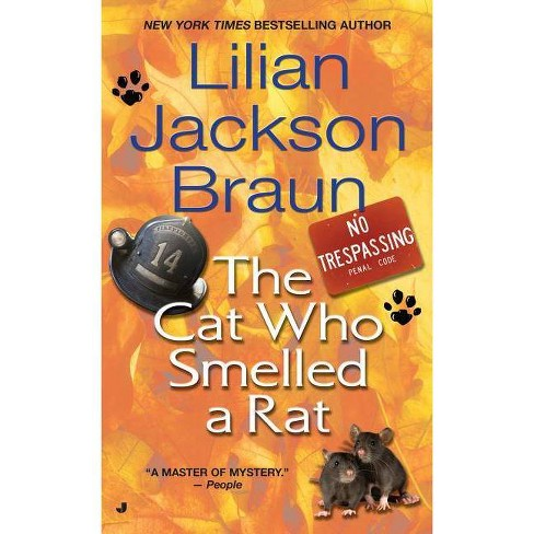 The Cat Who Smelled a Rat - (Cat Who... (Paperback)) by  Lilian Jackson Braun (Paperback) - image 1 of 1