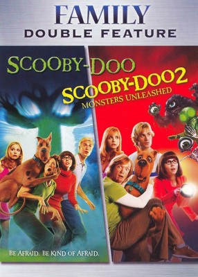 Scooby-Doo/Scooby-Doo 2: Monsters Unleashed (DVD)