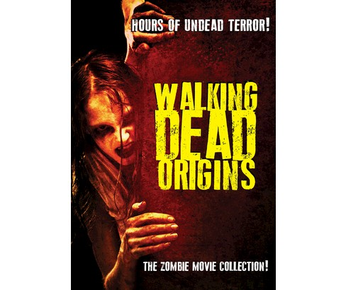 Walking dead origins (Zombie movie co (DVD) - image 1 of 1