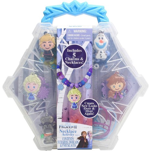 Disney Frozen 2 Necklace Activity Set - image 1 of 4