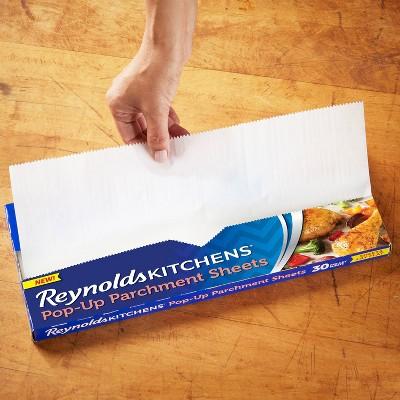 Reynolds Kitchen Pop Up Parchment Sheets - 30ct/1.01 sq ft