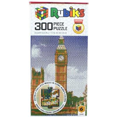 Rubik's Big Ben 300 Piece Jigsaw Puzzle