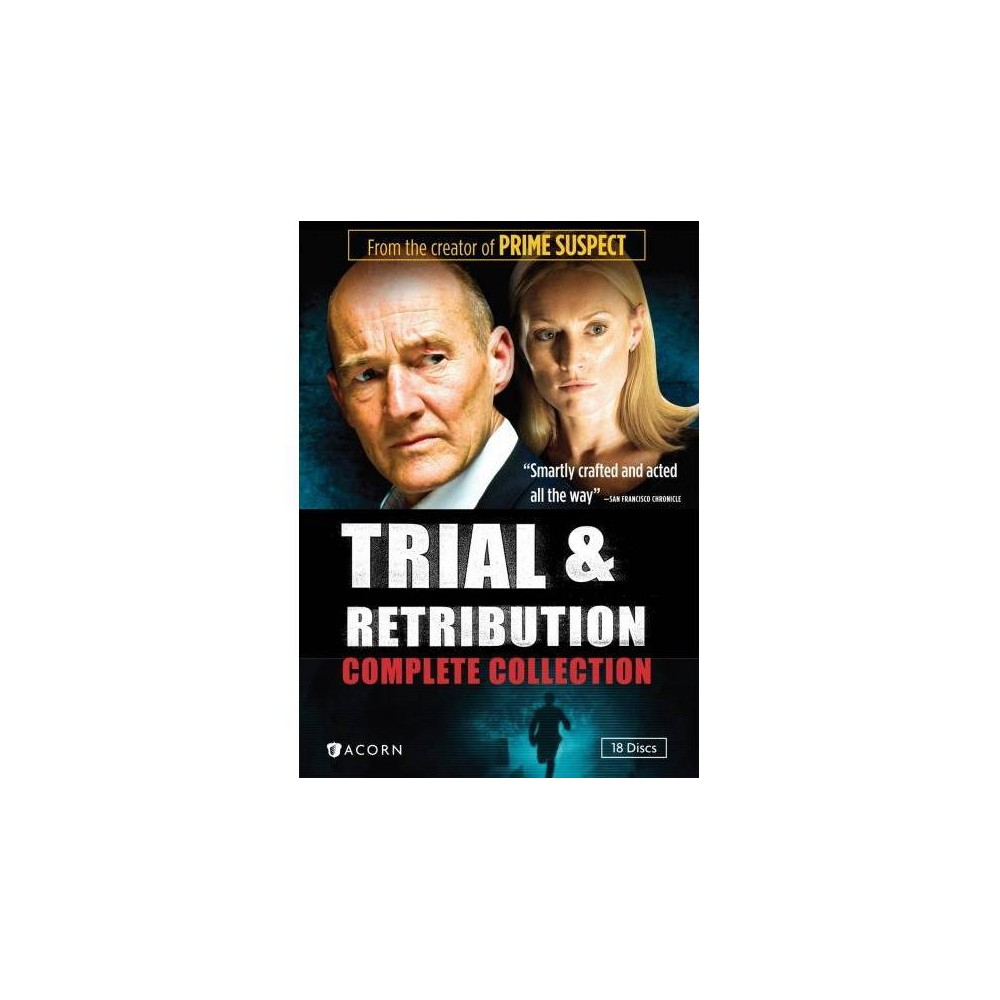 Trial And Retribution:Complete Collec (Dvd)