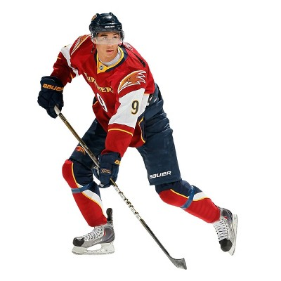 Evander Kane Fathead Jr Atlanta Thrashers Hockey Player Wall Accent Sticker - NHL..