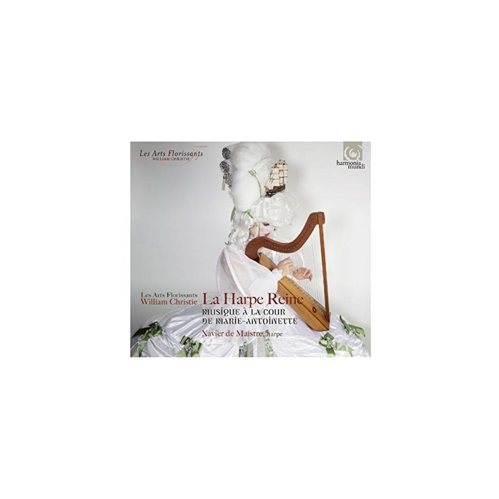 Les Arts Florissants - La Harpe Reine:Music/Marie Antoinette (CD)