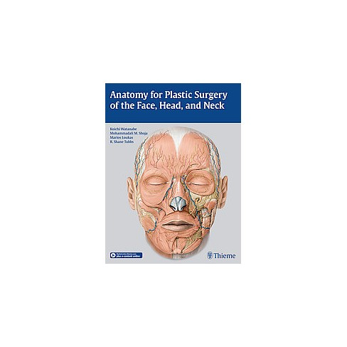 Anatomy For Plastic Surgery Of The Face Head And Neck Hardcover