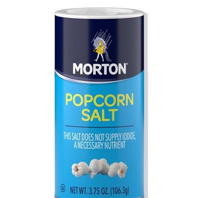 Morton Popcorn Salt - 3.75oz