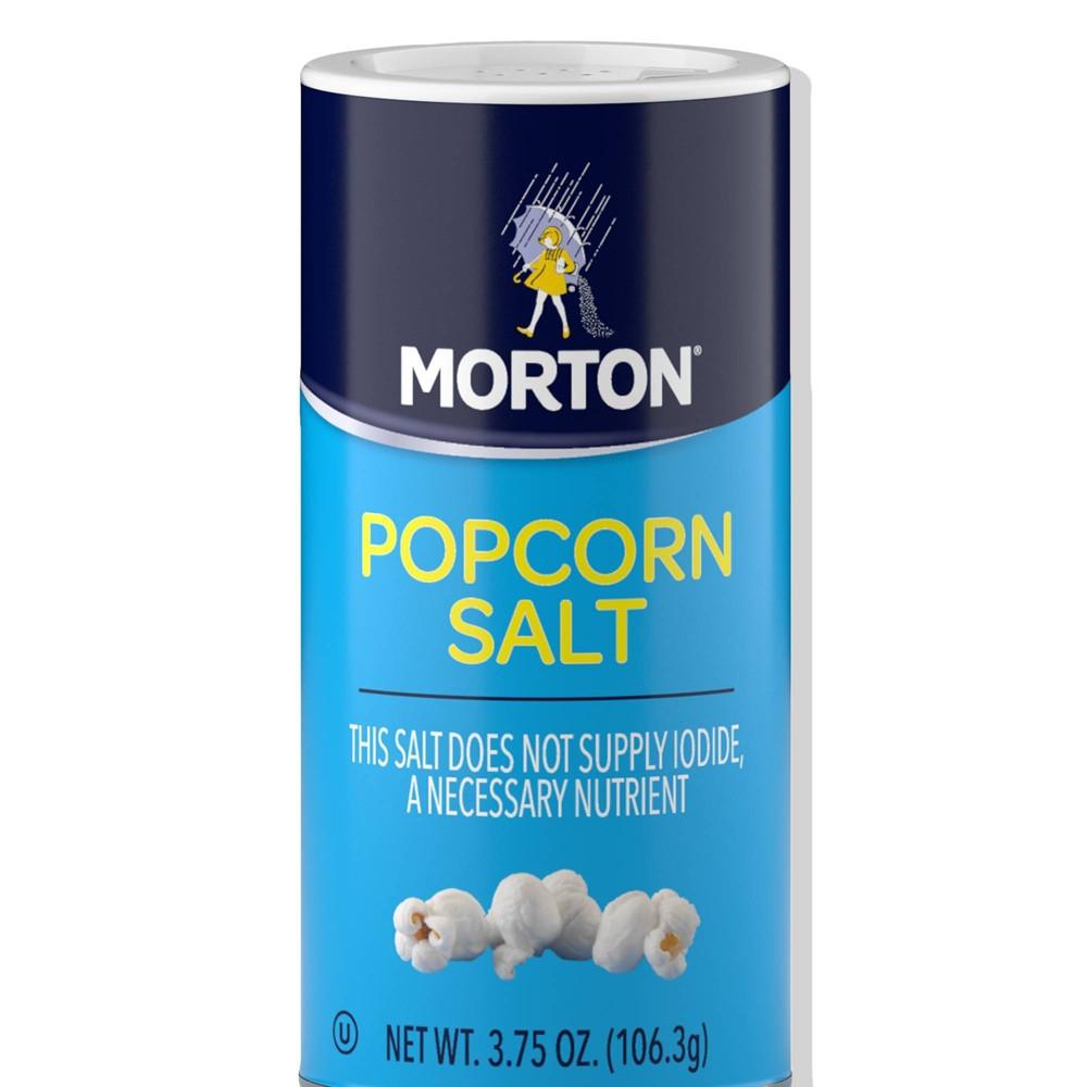 Morton Popcorn Salt 3 75oz